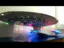 Flying RC Model StarTrek USS-Enterprise NCC-1701-D Part 1
