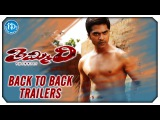 Thimmiri (Osthe) Telugu Movie Back to Back Trailers || Simbu || Richa Gangopadhyay || Sonu Sood