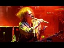 THE CURE_Wailing Wall_MULTICAM Version@LONDON_Hammersmith Apollo_21, 22 23 dec. 2014