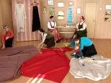 О русском традиционном сарафане. Ансамбль народной музыки