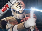 White Ranger vs. Scorpion - Super Power Beat Down
