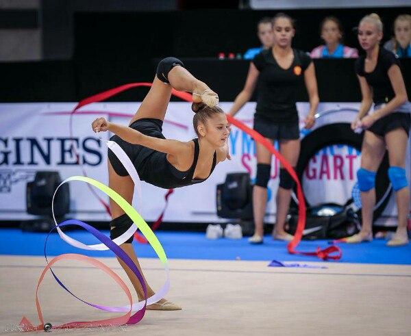 Чемпионат мира по художественной гимнастике. Штутгарт. 7-13 сентября 2015 WJ0sVqO0sNE