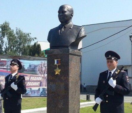 памятник зауру джибилову