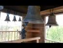 В святой День 9 Мая всем можно позвонить в колокола!!!  Д. Красные Горы.