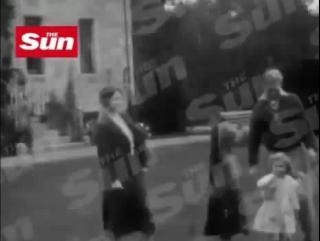 Букингемский дворец расследует утечку видео с нацистским приветствием Елизаветы II 2015 07 19