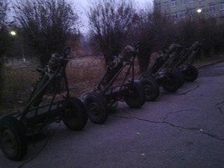 Террористы все чаще используют тактику кочующего миномета, - штаб АТО - Цензор.НЕТ 9483