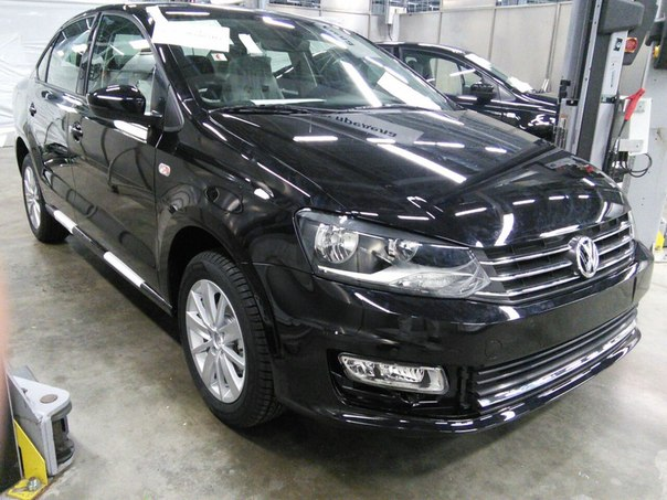 Volkswagen Polo sedan 2015. Рестайлинг или фейслифтинг?