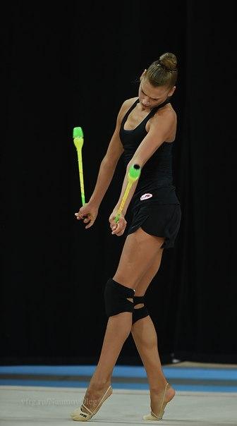 Чемпионат мира по художественной гимнастике. Штутгарт. 7-13 сентября 2015 YjWE_XffJfI