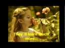 WHAT A WONDERFUL WORLD Louis Armstrong special movie LYRICS