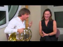 Arkady Shilkloper live from Berlin on Sarah´s Horn Hangouts