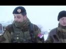 Сербские военные воюют на стороне ополчение, Донбасс, Украина
