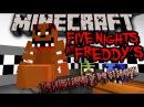 FNAF сериал в Minecraft №6 Night 6 Открытие тайны конец 1-го сезона