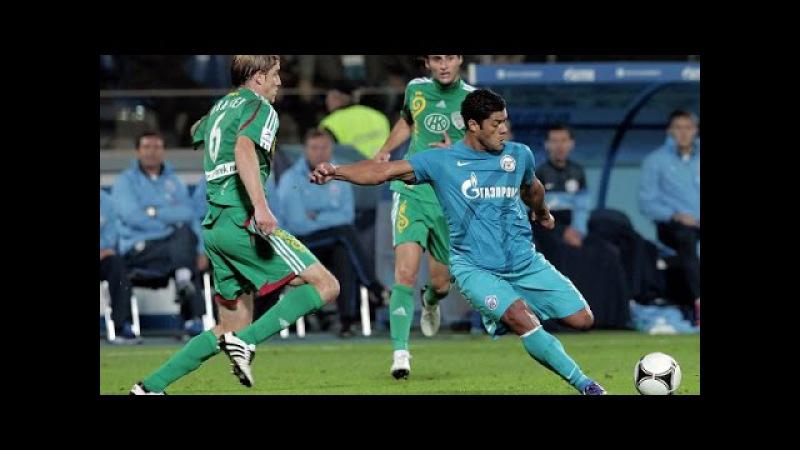 Обзор матча Терек vs Зенит 1:2|Highlights Terek vs Zenith 1: 2 08.04.2015