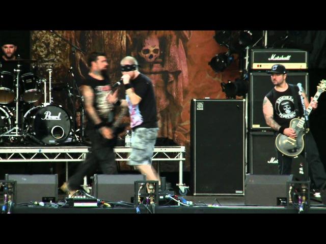 Hatebreed Destroy Everything - Bloodstock 2012 » Freewka.com - Смотреть онлайн в хорощем качестве