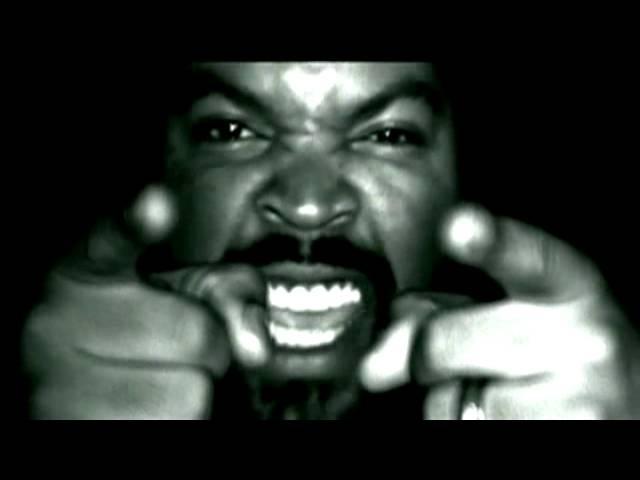 Ice Cube - Gangsta Rap Made Me Do It