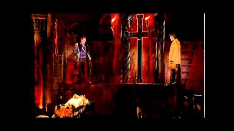 [Rus, Eng subs] Romeo es Julia Romeo Juliette Ромео и Джульетта (Act 2)