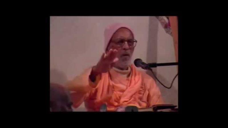 Только одно слово. Шрила Бхактиведанта Нараяна Госвами Махарадж 09.02.2005 Хило, Аме ...