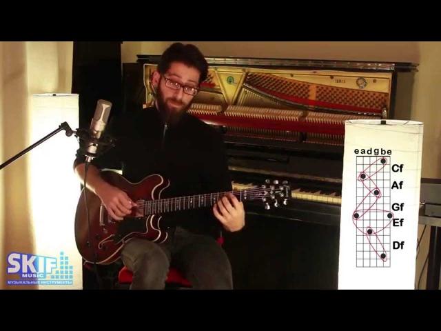 BITZ G | Lessons - октавная сетка | SKIFMUSIC