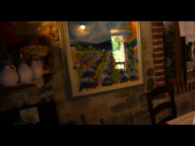 Інспектор Фреймут. Ресторан Stari podrum - місто Мон'ян Хорватія