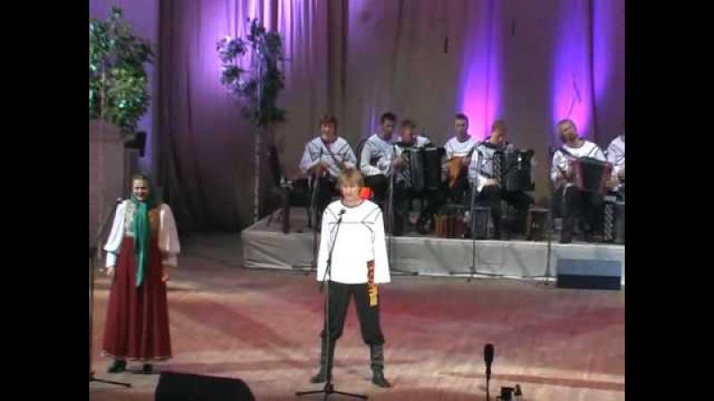 Russian folk song dance Ой в Таганроге Cossack song Garmon