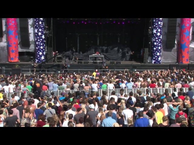 Beardyman: Main Stage - Bestival 2011