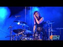 Skillet @ Night Of Joy 2014 - Jen Ledger's Drum Solo