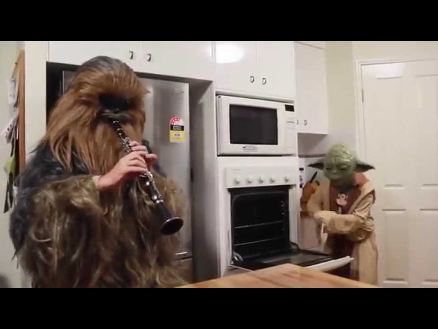 Everybody fucking jump (nop) Chewbacca feat. mestre Yoda
