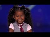 Urocza 5-latka pięknie zaśpiewała piosenkę z