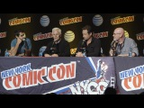 THE X-FILES | New York Comic Con: Mulder & Scully's Relationship | FOX