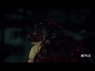 «Хемлок Гроув» (2015): Трейлер (сезон 3; русский язык)