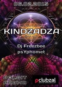KINDZADZA (Dark psy) * Зал Ожидания