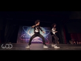 Les Twins || World of Dance || FRONTROW || #WODSD 2013