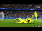 Лига Чемпионов 2014-15 / 1/4 финала / Лучшие голы / Топ-5 [HD 720p]