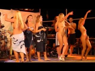 Bikini contest miss