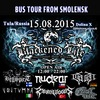 BLACKENED LIFE FEST - 2015 BUS FROM SMOLENSK