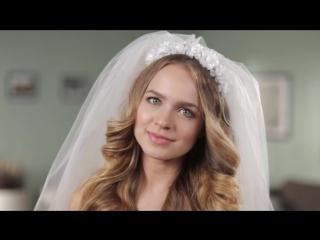 Как менялись свадебные прически