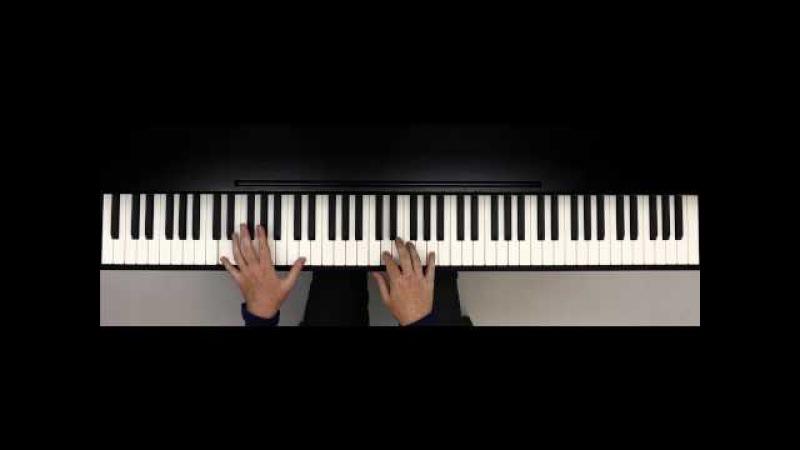 Helene Fischer - Immer wieder dieses Fieber spür'n: Solo Piano Arrangement