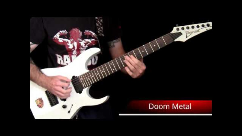 History of Metal in One Song