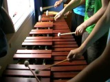 Zelda Ocarina of Time - Gerudo Valley on Marimba