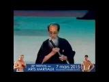 Festival des Arts Martiaux 1995 : Katori Shinto-Ryû avec M°Sugino