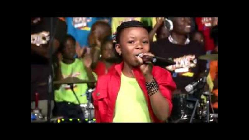 дети прославление уганда
