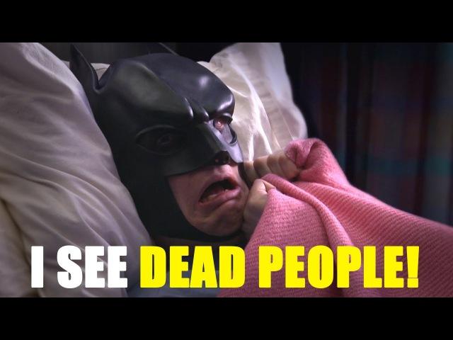 Batman in Classic Movie Scenes Part 2