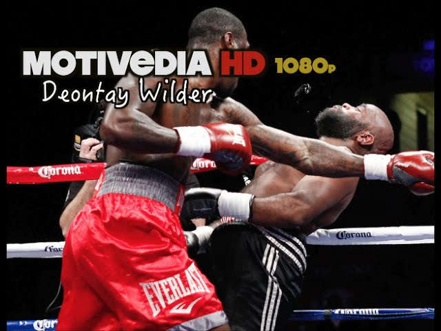 Deontay Wilder THE BRONZE BOMBER HD