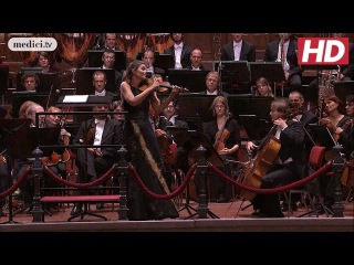 Janine Jansen - Water droplets - Jean Sibelius