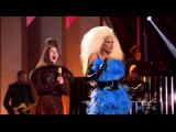 Lady Gaga - Fashion! (feat. RuPaul) (Live at
