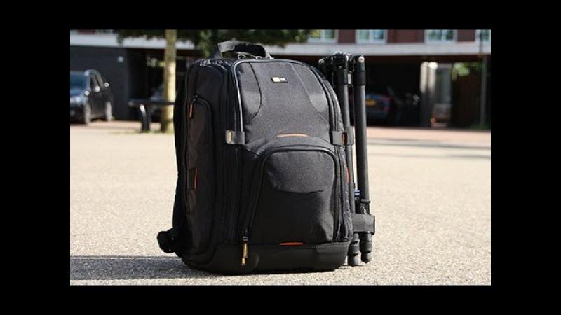Case Logic SLRC-206 - Обзор Рюкзака для DSLR камеры и Ноутбука