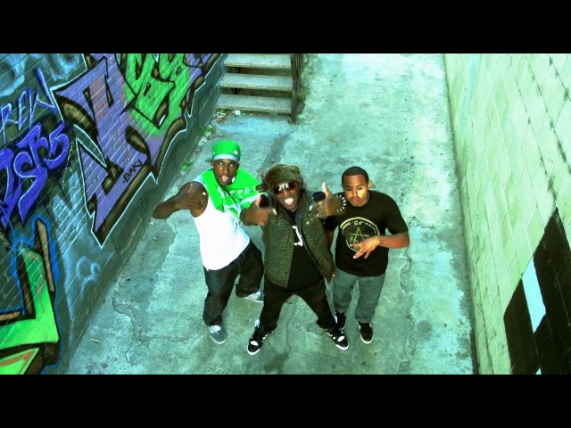 Jarren Benton - Go Off feat. SwizZz Hopsin (Official Video)