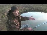Ловля карася на поплавок 2015(Видео)
