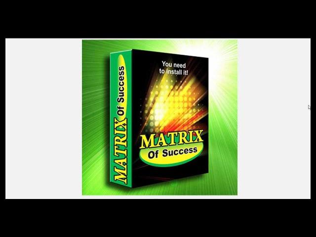 Программа Матрица успеха 2