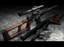 ВСС Винторез - бесшумное оружие спецподразделений
